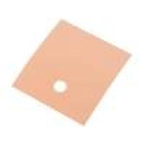 Tepelně vodivá podložka kaptonová TO218,TO247,TO248 0,15K/W