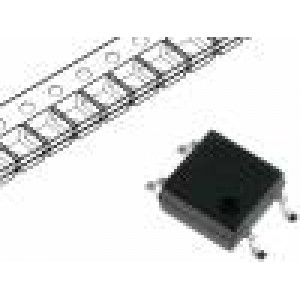 CPC1001N Optočlen SMD Kanály:1 tranzistorový výstup 1,5kV SOP4