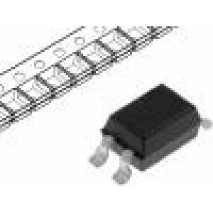 CPC1301GR Optočlen SMD Kanály:1 Výst Darlingtonův obvod 5kV DIP4