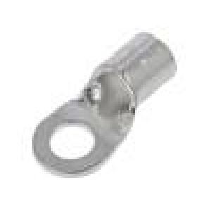 Zakončovací očko M5 10mm2 krimpovací na kabel