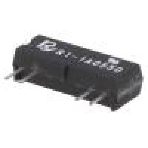 Relé jazýčkové SPST-NO Ucívky:5VDC 1A max250VDC 10VA 50mW