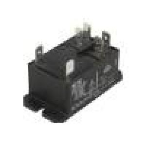 Relé elektromagnetické DPST-NO Ucívky:12VDC 30A řada T92