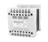 Transformátor síťový 320VA 230VAC 230V konektor svorkovnice 5,3kg