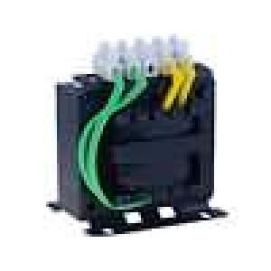 Transformátor síťový 63VA 230VAC 110V konektor svorkovnice 1,2kg