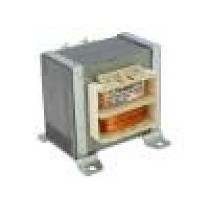 Transformátor síťový 40VA 230VAC 24V 1,5A konektor očka IP00