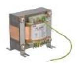 Transformátor síťový 230VAC 200V 200V 9V 6,3V 0,06A 0,06A