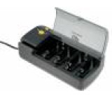 Nabíječka pro akumulátorové baterie Ni-MH