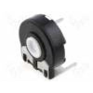 Trimr jednootáčkový ležatý 500kΩ 250mW ±20%