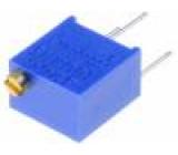 Trimr víceotáčkový 500Ω 250mW lineární