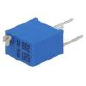 Trimr víceotáčkový 5kΩ 250mW lineární