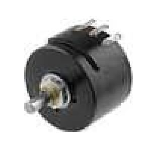 Potenciometr axiální, jednootáčkový 2,2kΩ 4W ±5% 6mm drátový