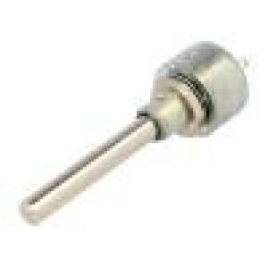 Potenciometr axiální, jednootáčkový 47kΩ 3W ±20% 6mm lineární