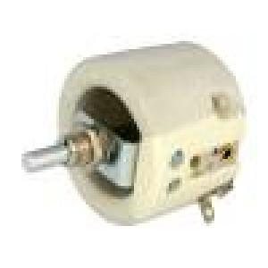 Potenciometr axiální, jednootáčkový 470Ω 60W 6mm keramický