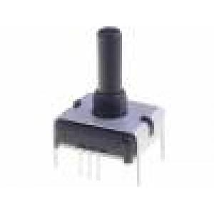 Trimr axiální, jednootáčkový 10kΩ 750mW ±20%