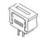 Konektor FFC / FPC úhlové 90° THT 24 PIN 1,25mm pocínovaný