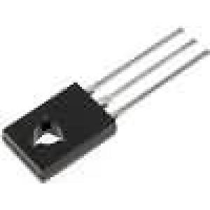 BD681S Tranzistor bipolární NPN 100V 4A 40W TO126