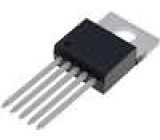 TC74A7-5.0VAT Čidlo teploty serial output -40-.125°C TO220-5 THT 2,7-5,5V