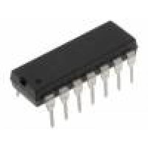 IR2110PBF Driver 2,5A 520V 1,6W Výstupy:2 DIP14 MOSFET
