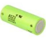 Akumulátor - baterie Li-FePO4 26650 3,3V 2500mAh Ø25,9x65,2mm