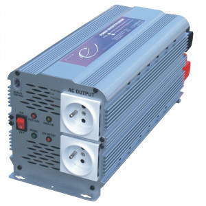 Měnič napětí 24V/230V - 2000W