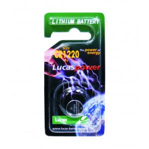 baterie lithiová CR1220 (1ks)