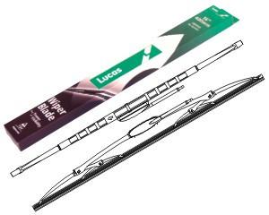 stěrač standard s ostřikovačem - 24