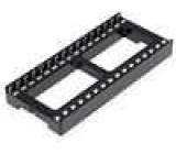 Patice DIP 32 PIN 15,24mm rozteč 2,54mm THT