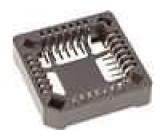 Patice PLCC 28 PIN fosforový bronz pocínovaný 1A SMT