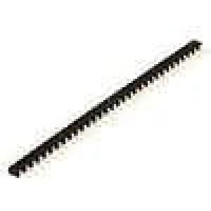 Patice lišta s piny 32 PIN polyester UL94V-0 THT 2,54mm