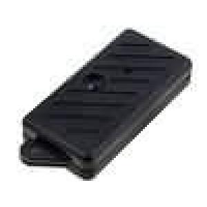 Kryt pro dálkový ovladač X:30mm Y:60mm Z:12,5mm ABS černá