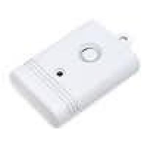 Kryt pro dálkový ovladač X:36mm Y:51mm Z:14mm ABS 2 vruty