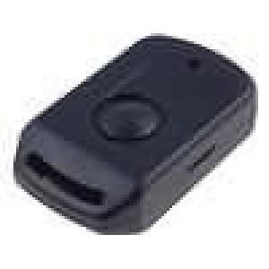 Kryt pro dálkový ovladač X:33mm Y:56mm Z:14mm ABS černá