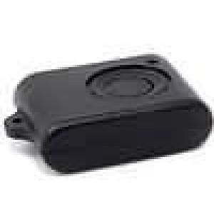 Kryt pro dálkový ovladač X:45mm Y:36mm Z:14mm ABS černá