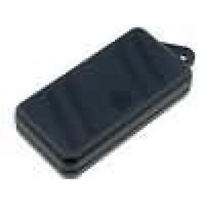 Kryt pro dálkový ovladač X:31mm Y:61mm Z:12,8mm ABS černá