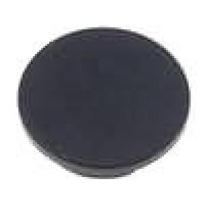 Víčko plast černá zatlačované pro G4310.6131