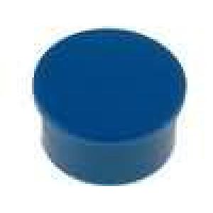Víčko termoplast zatlačované Víčko modrá