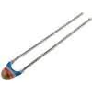 Termistor NTC 68kΩ 500mW THT 4190K -40-125°C