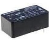 Filtr odrušovací 250VAC Cx:100nF Cy:2,2nF 10mH montáž THT 1A