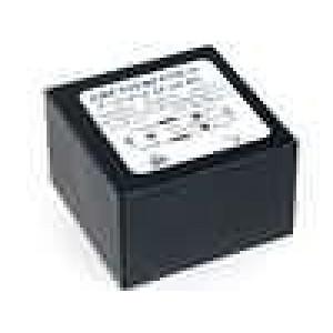 Filtr odrušovací 250VAC Cx:33nF Cy:2500pF 10mH montáž THT 1A