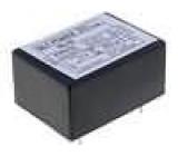 Filtr odrušovací 250VAC Cx:100nF Cy:3,3nF 3,7mH montáž THT