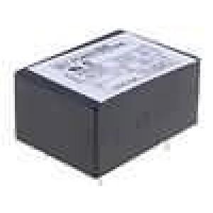Filtr odrušovací 250VAC Cx:100nF Cy:3,3nF 0,7mH montáž THT