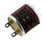 Filtr odrušovací síťový 0,5mH 100nF Iprac.max:4A konektor pájecí