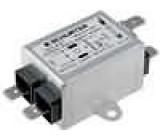 Filtr odrušovací síťový 250VAC 4mH Cx:68nF Cy:2,2nF 37mm