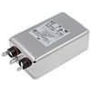 Filtr odrušovací 250VAC Iprac.max:5A Ir:0,36mA Poč.pólů:2