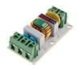 Filtr odrušovací 250VAC 500uH 100nF Iprac.max:4A -40-85°C