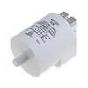 Filtr odrušovací síťový 250VAC 1mH Cx:0,47uF Cy:25nF 10A