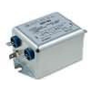 Filtr odrušovací 250VAC 2mH Cx:100nF Cy:3,3nF 10MΩ 15A