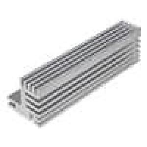 Chladič lisovaný TO220 přírodní L:94mm W:30mm H:31mm 5,1K/W