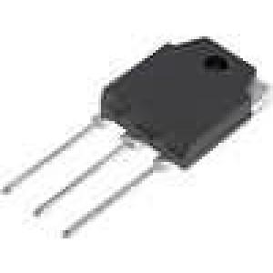 2SK1317 Tranzistor unipolární N-FET 1,5kV 2,5A 100W SOT93