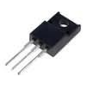 IRFIBC30GPBF Tranzistor unipolární N-MOSFET 600V 2,5A 35W TO220ISO
